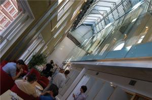 An earthquake at BCS HQ