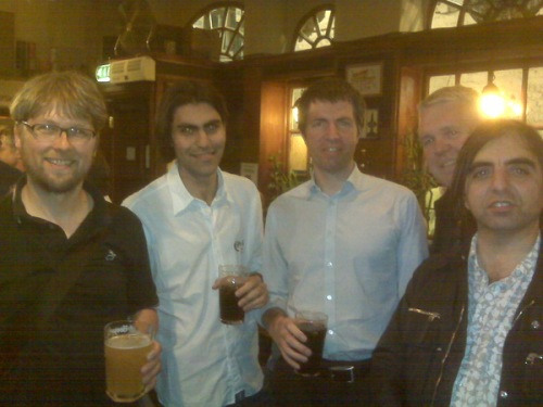 London Text Analytics inaugural meetup