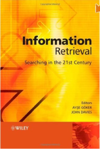 IR book cover